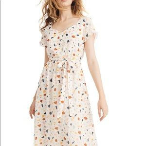 Madewell Terrazzo Dress